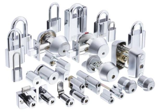 ABLOY® PROTEC2 - пълна продуктова гама