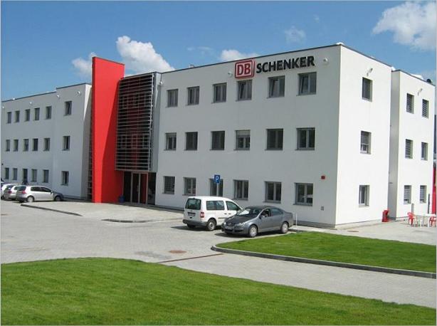 Логистичен терминал на DB Schenker, Божурище