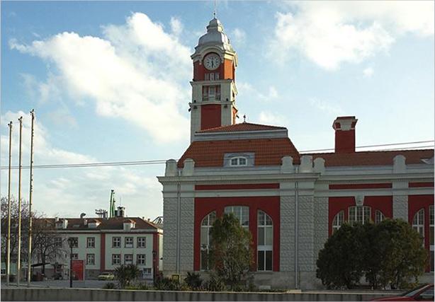 БДЖ ЕАД - гр. Варна - котелна централа в реновираната гара