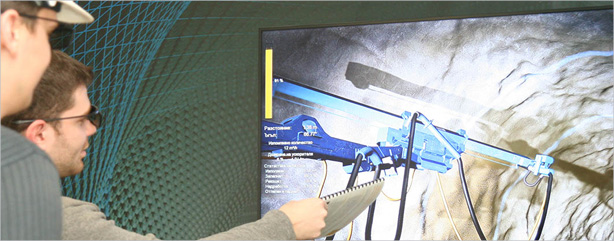 Академия за подземно строителство Blue Square