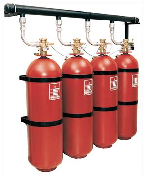 Пожарогасителни инсталации от ново поколение с чисти агенти NAF S 125® и NAF S 227®