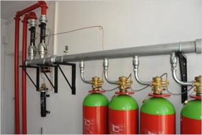 Пожарогасителни инсталации с чисти агенти NAF S 125®