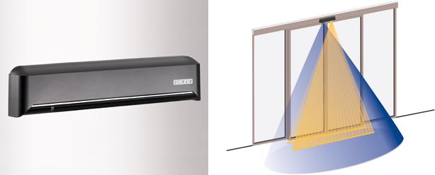 Комбинираният детектор GC 365 и GC 365 R/SF за евакуационни пътища и изходи