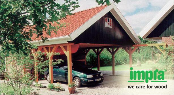 Impralit® IT: достъпният избор за защита на дървени покривни конструкции