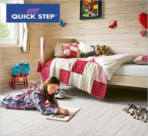 Ламиниран паркет от Мебели Идеа - QUICK STEP