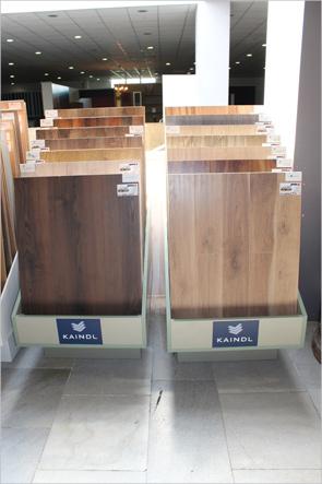 Ламиниран паркет от Мебели Идеа - KAINDL