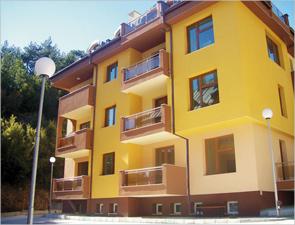 Апартаментен комплекс Перун - Блок Алфа