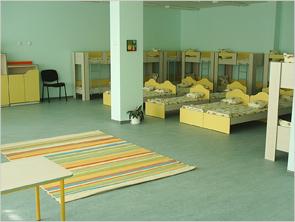 Линолеум - подходящ за детски градини, занимални, училищни стаи, физкултурни салони