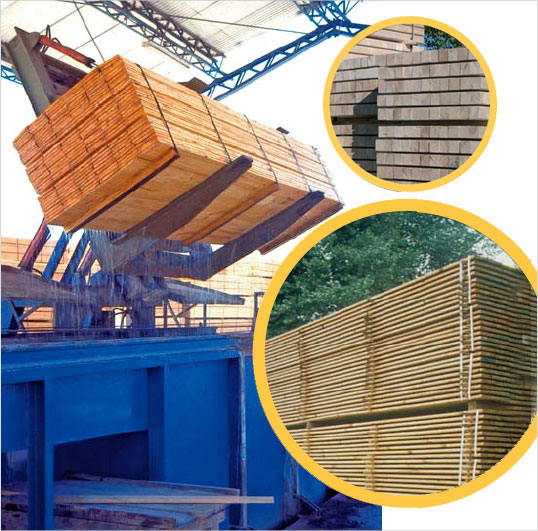 Уникална защита за дървесина с RESISTOL