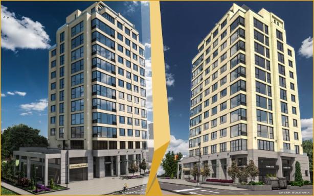 Резиденция Stella - нова модерна жилищна сграда в София