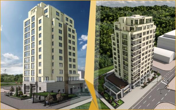 Резиденция Stella - нова луксозна жилищна сграда в София
