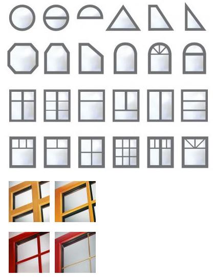Разнообразие на форми