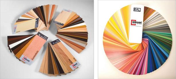 187 цвята за дизайна на интериора на дървеното покритие