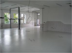 Акрофлекс 2K PU+ - система за защита на бетонни подове