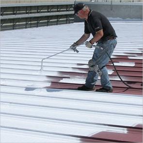 Хидроизолиране и антикорозионна защита на метални конструкции със система Акрофлекс