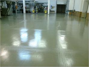 Система за износоустойчива и химикалоустойчива защита на бетонни подове Акрофлекс 2K PU+