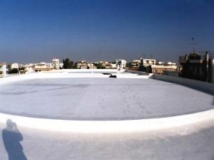 Хидроизолации – плоски покриви