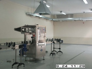 Индустриални подове - Хранително-вкусова промишленост