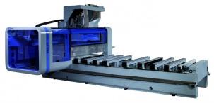 CNC - обработващи центри серия BMG 500/ 600