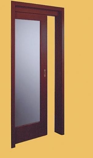 Интериорна врата плъзгаща