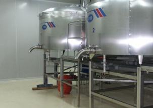 Подове в хранително-вкусовата промишленост
