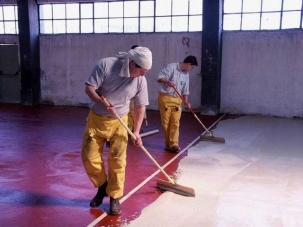 Подово покритие за складове