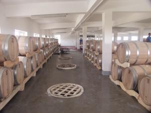 Подови покрития за винарската промишленост