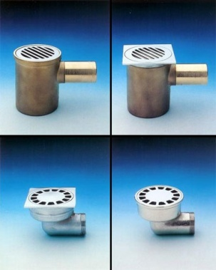 Ghidini (Italy) - siphons for sinks, bathtubs, shower enclos