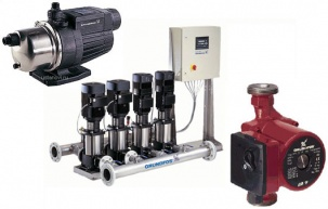 Grundfos (Denmark) - domestic and industrial pumps