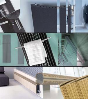 Луксозни решения за отопление - JAGA (Belgium)