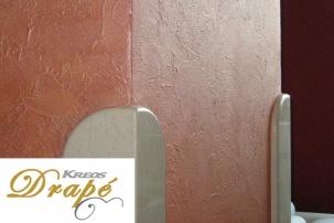 KREOS Drape - декоративна интериорна релефна боя