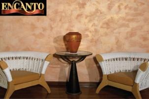 ENCANTO - декоративна интериорна боя с металик нюанси