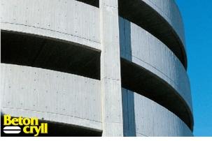 BETONCRYLL - бои и продукти за бетон