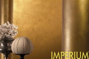 IMPERIUM - декоративна боя с металик ефект