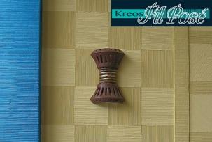 KREOS Fil Pose - декоративна интериорна релефна боя