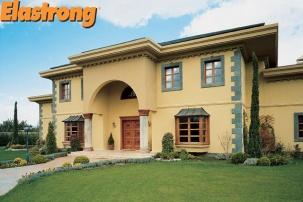 ELASTRONG - фасадна еластомерна серия