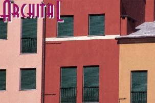 ARCHITAL - фасадна боя на водна основа с примеси на кварц