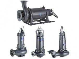 Потопяеми помпи за отпадни и фекални води Grundfos S pumps