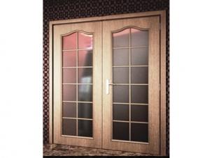 Фурнировани интериорни врати