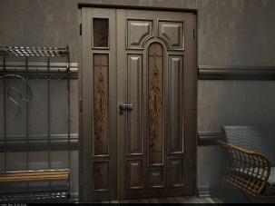 Портални врати