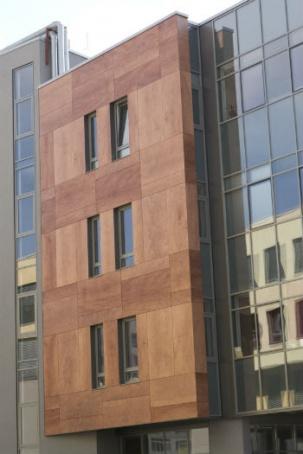 Дървени окачени фасади Prodema
