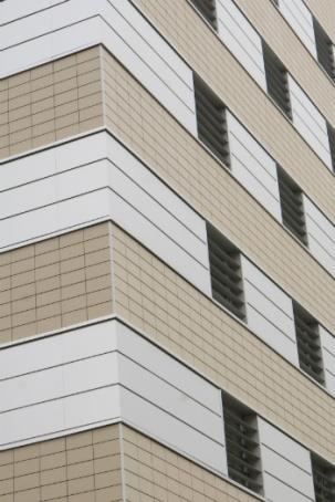 Керамични плочи за окачени фасади