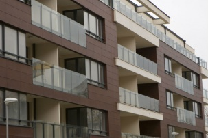 Дървени фасади Prodema