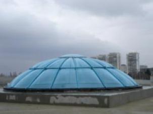 Покривни куполи Alux