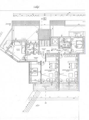 Апартаменти вход Б - етаж 7