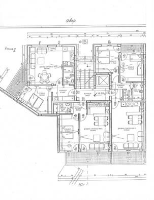 Апартаменти вход Б - етаж 6
