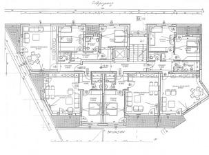 Апартаменти вход В - етаж 2