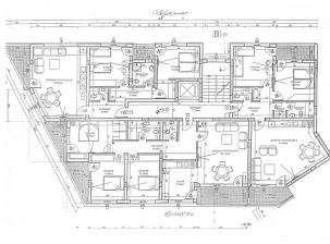 Апартаменти вход В - етаж 4