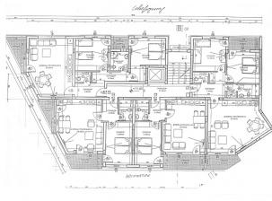 Апартаменти вход В - етаж 5