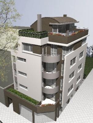 "Жилищна сграда на бул.""Шести септември""101,Пловдив"